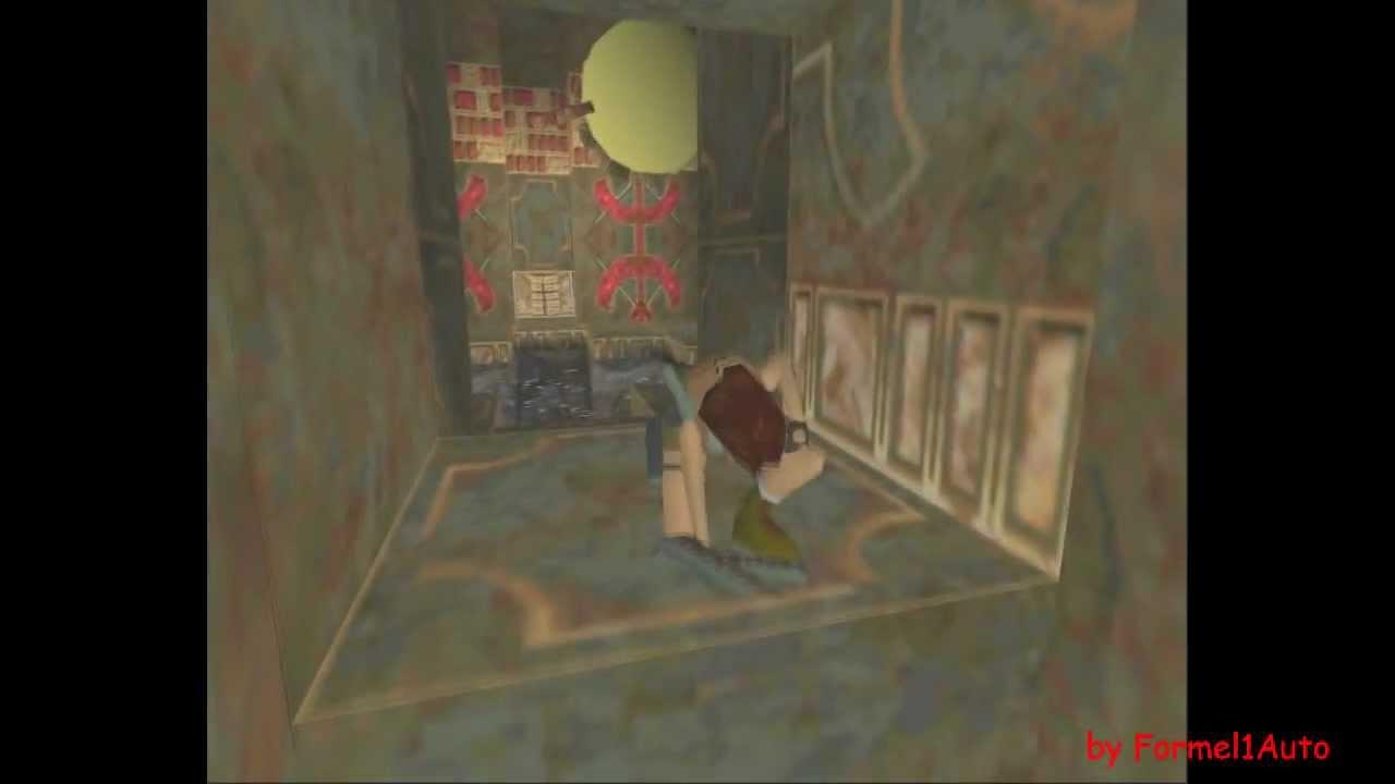 Tomb Raider 1 Walkthrough Level 14 Atlantis Hd Youtube