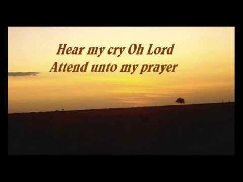 351 Hear My Cry (Maranatha)