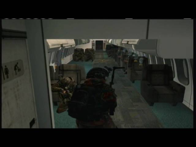 Horror Flight To Afghan | MW2 | o ChickenMan o