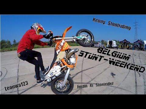 Belgium Stunt-Weekend || Kenny_Stuntriding || Leonwa123 || Justin_Ri_Stuntrider || and Friends