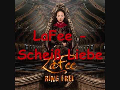 LaFee - Scheiß Liebe (Lyrics)