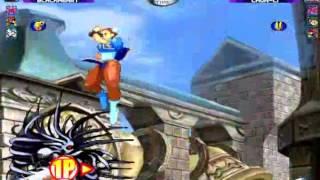 MUGEN: Marvel Capcom 2: RoH v.2014 (Turns Mode 2)