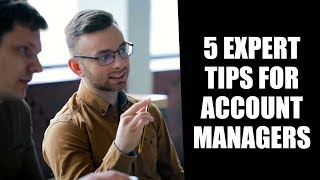 5 TARGET SMASHING Key Account Management Sales Tips