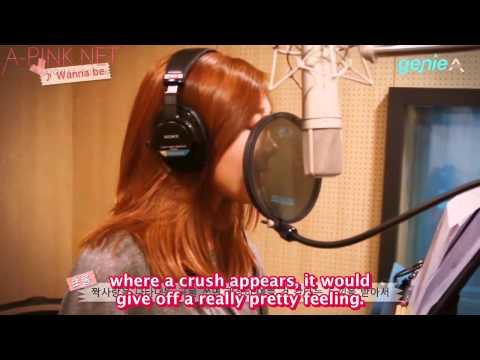 [APINKSUBS] A Pink 'Pink LUV' 5th Mini Album Recording Making Film