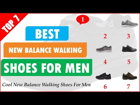 7 Best New Balance walking Shoes For Men Reviewed (Updated Jun 2019)