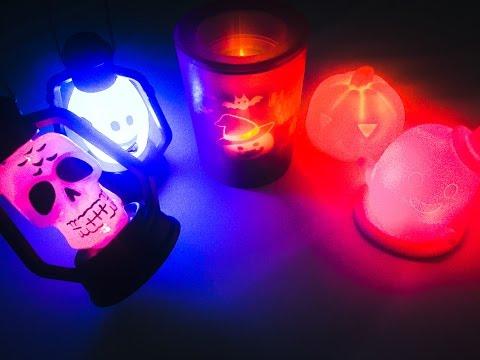 ハロウィン グッズ セリア Halloween Lantern Collection