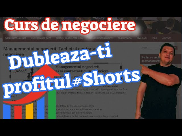 Dubleaza-ti profitul#Shorts