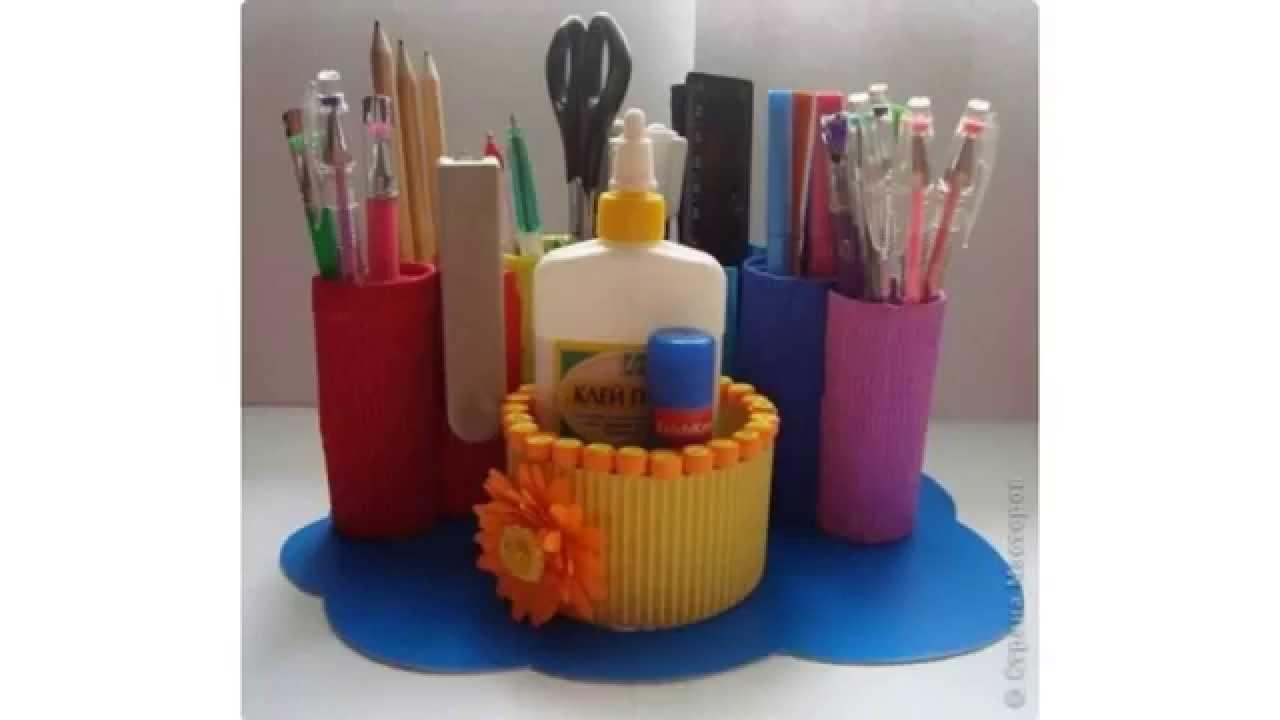 Portalapices con rollos de papel sanitario youtube - Rollos de papel higienico decorados ...