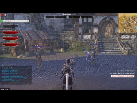 Wanna See What You're Missing? ¦ Community Night (PC ESO EU Server)