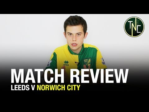 LEEDS 1-0 NORWICH - BACK TO SQUARE ONE - MATCH REVIEW