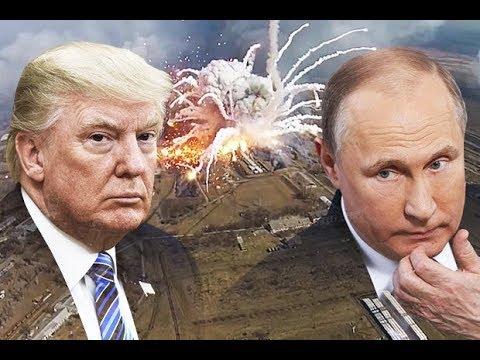 Estados Unidos Ataca Base Aérea Rusa; Putin Amenaza Con Atacar Europa