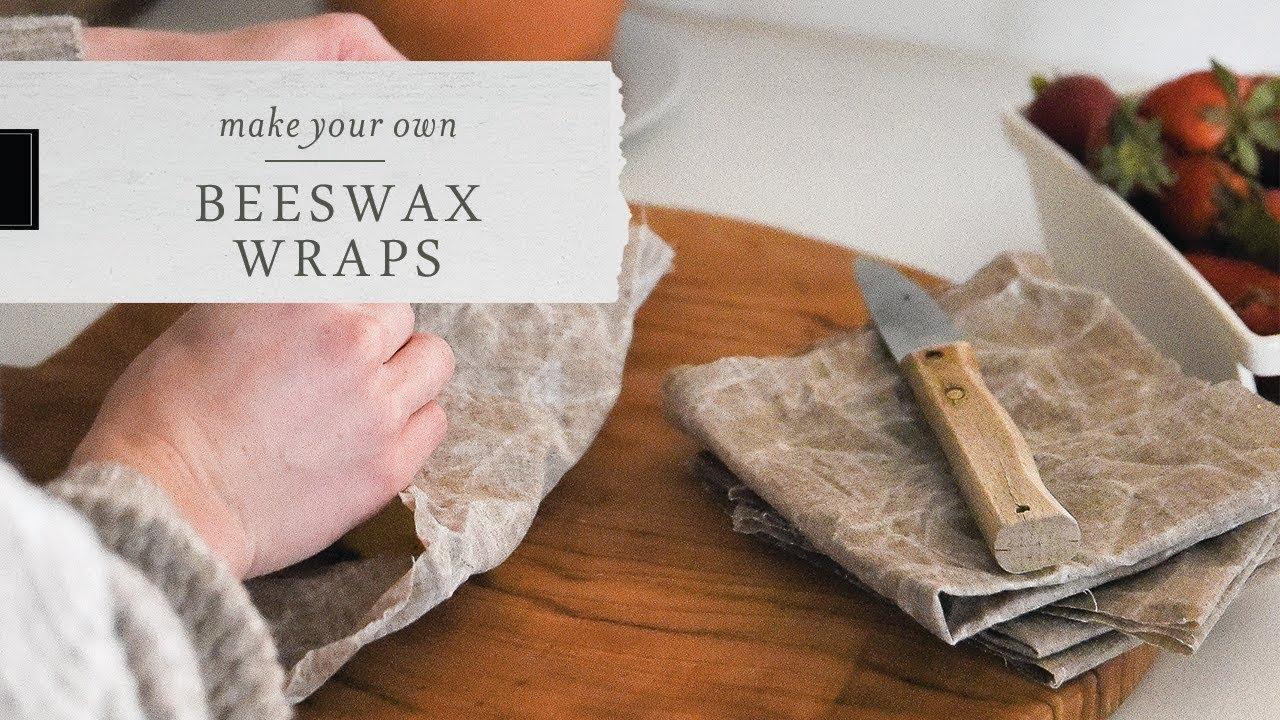 DIY Beeswax Wrap — Boxwood Avenue