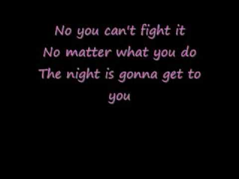Cant Fight The MoonLight- Leann Rimes with Lyrics