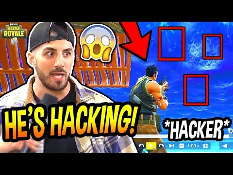 NICKMERCS EXPOSES AN *AIMBOT* HACKER  ON STREAM CRAZY Fortnite SAVAGE & FUNNY Moments