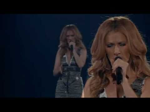 Celine Dion - All By Myself  Live In Boston Taking Chances Tour