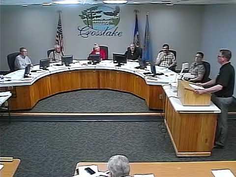 05 .14 .18 Regular Council Meeting