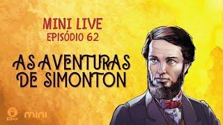 MINI LIVE IPNONLINE Ep 62: As Aventuras de Simonton (Lic. Davi Medeiros) 28/11/2020