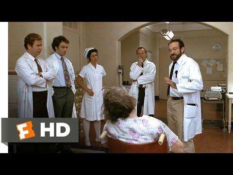 Awakenings (1990) - The Will of the Ball Scene (1/10) | Movieclips