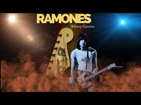 RAMONES - I Wanna Be Sedated (40th Anniversary Road Revisited Mix) Road To Ruin