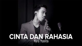 Cinta dan Rahasia - Yura Yunita (Curved Soprano Saxophone Cover by Desmond Amos)