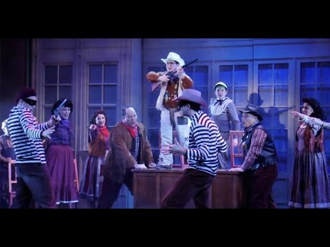 Behind the Scenes: A Christmas Story - The Musical at the John W. Engeman Theater