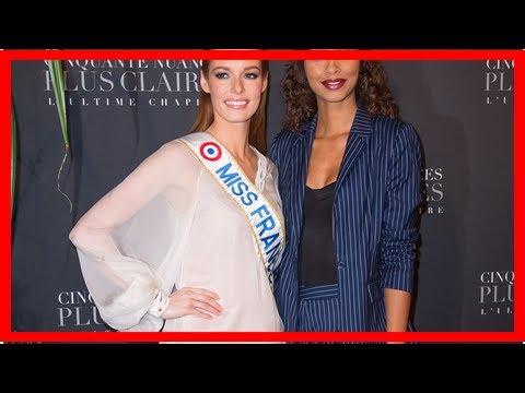 """PHOTOS. Les Miss France réunies à l'avant-première... de """"Cinquante nuances plus claires"""" !"""