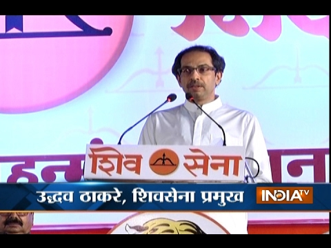 Uddhav Thackeray Hits Back at Narendra Modi over Raincoat Remark