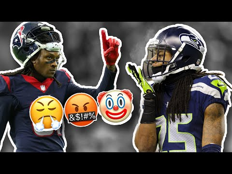 NFL Stars BEST Trash Talk Moments (Part 2) || HD