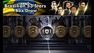 Baixar PES 2018 MOBILE Brazilian 53 Stars Box Draw Opening | PES MOBILE KHMER