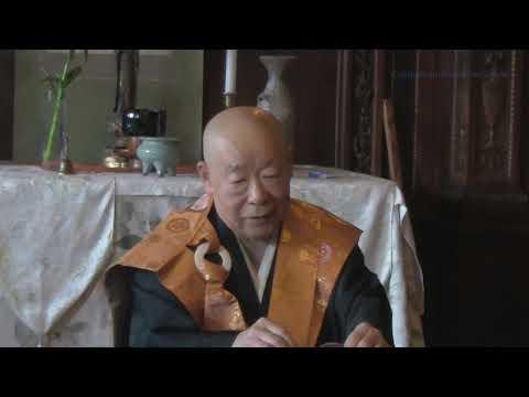 Eido Shimano Roshi  Thanksgiving Teisho