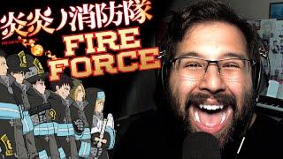 Download lagu Fire Force OP