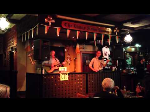 Celtic Whisper live from the Danny Mann in Killarney, Ireland
