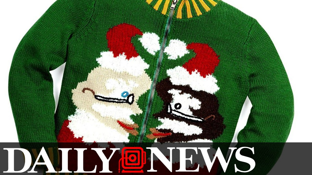 Whoopi Goldberg Designs Ugly Holiday Sweater Line For Lord Taylor