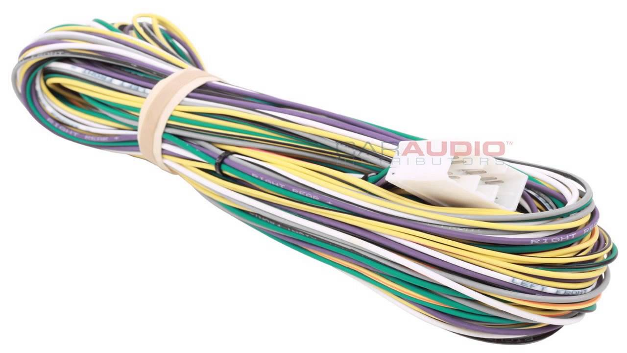 metra 70 6507 amplifier bypass harness for 1999 2004 jeep grand cherokee [ 1280 x 720 Pixel ]