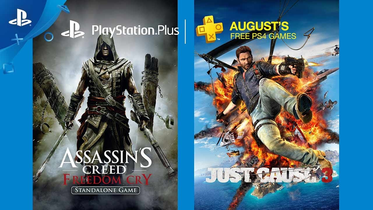 Free Ps4 Games August 2020.Ps Plus Free Games For August 2017 Playstation Blog