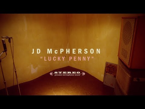 "JD McPherson - ""LUCKY PENNY"" [Official Video]"