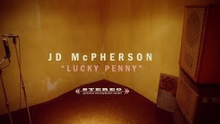 """JD McPherson - """"LUCKY PENNY"""" [Official Video]"""