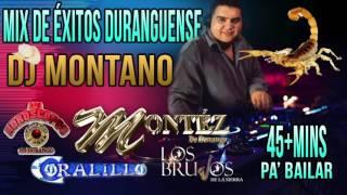 El Mejor MIXX Alacranero del Mundo DJ Montano 45 Mins Pa 39 Bailar