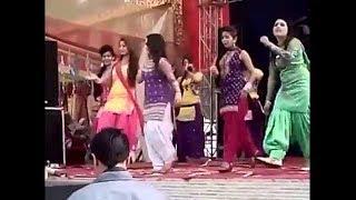 best punjabi wedding dance video 2017 || 5 taara song || rammi punjabi