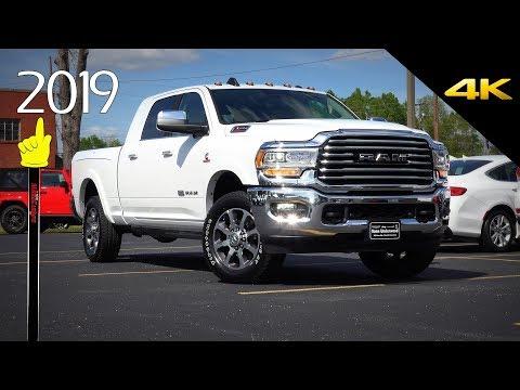 2019 RAM 3500 Laramie Longhorn Diesel - Ultimate In-Depth Look In 4K