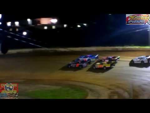 Sportsman Feature @ Wartburg Speedway (7-29-17)