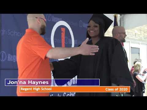 2020 Regent High School Graduation