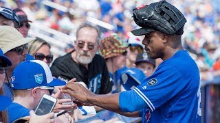 Blue Jays reached out to Curtis Granderson right after World Series