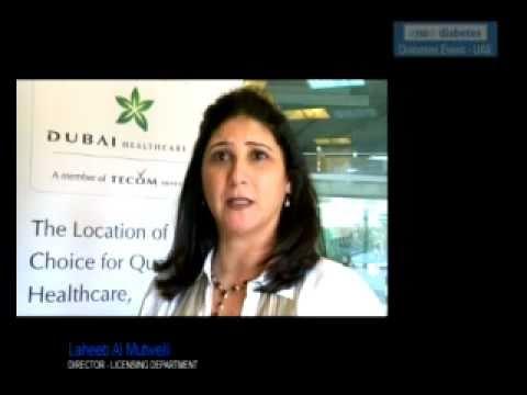 Know Diabetes Event Video   Dubai Healthcare City,~