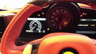 Ferrari 458,FFのウインカー操作方法 エムオート thumbnail
