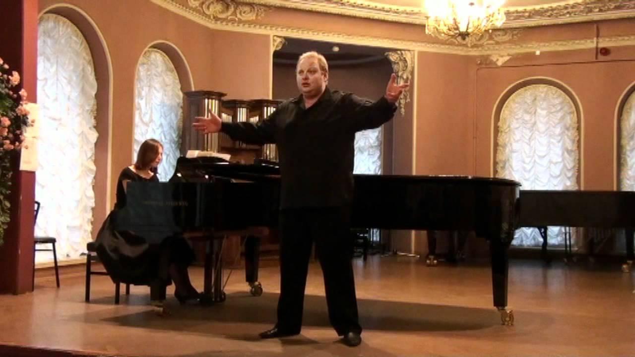 Аренский Опера «Рафаэль» - Чайковский