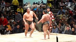 平成30年2月11日(日)、第42回大相撲トーナメントに行ってきました! こ...