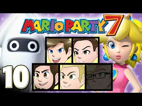 Mario Party 7: Video Game Injury - Episode 10 - Friends With