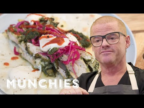 How To Make Chicken Souvlaki with Heston Blumenthal