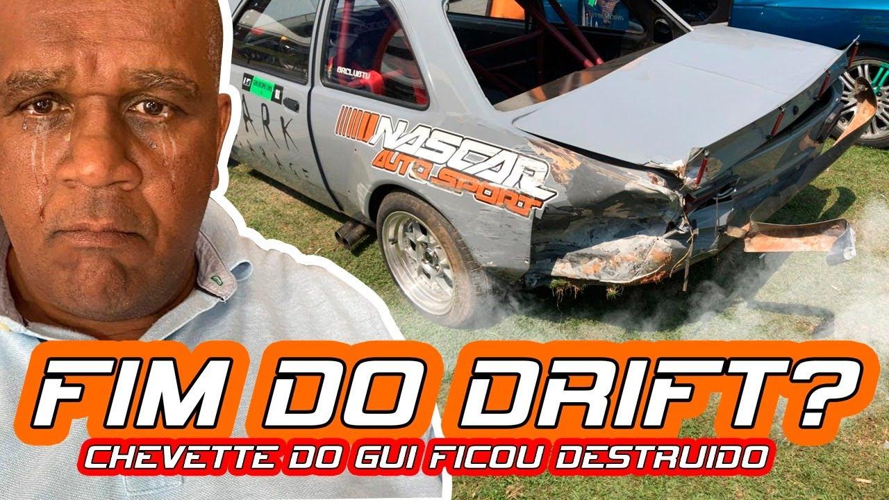 SERIA O FIM DO CHEVETTE DRIFT ? ELE CHEGOU NA NASCAR!